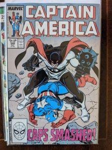 Captain America #348 (1988)