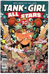 Tank Girl All Stars #1 Cvr A (Titan, 2018) NM