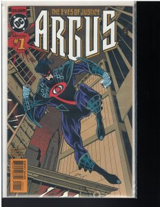 Argus #1 (DC, 1995) NM