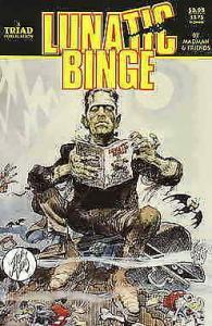 Lunatic Binge #2 VF/NM; Triad | save on shipping - details inside