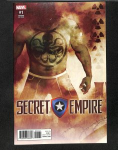 Secret Empire #1