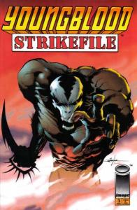 Youngblood: Strikefile #3, NM- (Stock photo)