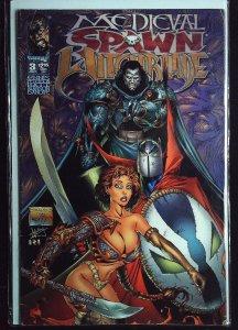 Medieval Spawn / Witchblade #3 (1996)