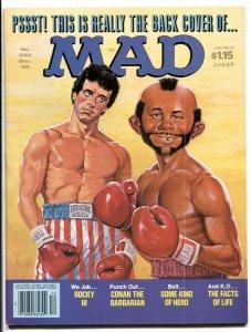 Mad Magazine #235 1983-ROCKY 3- Conan the Barbarian VG/F