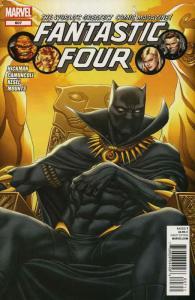Fantastic Four (Vol. 1) #607 VF/NM; Marvel | save on shipping - details inside