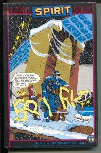 Spirit Archives-Vol.19-Bill Eisner-Sealed-Hardcover