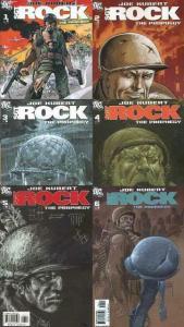 SERGEANT ROCK PROPHECY (2006) 1-6  Joe Kubert