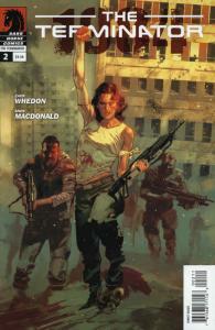 Terminator 1984 #2 VF/NM; Dark Horse | save on shipping - details inside