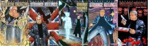 STRANGE KILLINGS STRONG MEDICINE (2003 AVATAR) 1-3++