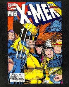 X-Men (1991) #11 Wolverine Jim Lee Cover!