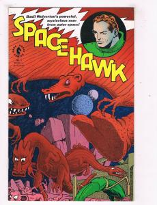 Space Hawk #3 VF Dark Horse Comics Comic Book 1989 DE40 AD14