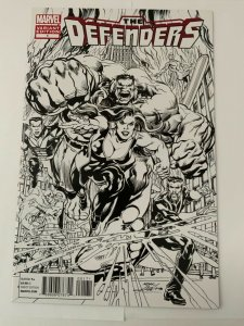DEFENDERS COMING OF THE DEFENDERS + ISSUE #1 COVER A + NEAL ADAMS SKETCH COVER