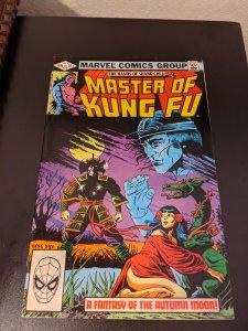 Master of Kung Fu #114 (1982)
