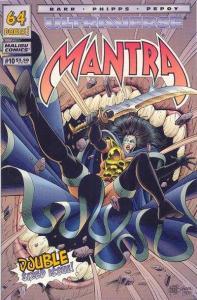 Mantra (1993 series) #10, NM (Stock photo)