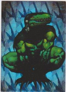 1993 Comic Images Melting Pot Promo Card