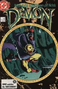 Demon, The (2nd Series) #2 VF/NM; DC | save on shipping - details inside