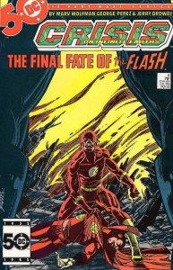 Crisis on Infinite Earths #8 FN; DC   save on shipping - details inside