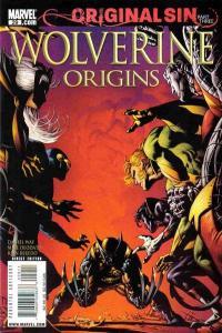 Wolverine: Origins #29, NM + (Stock photo)