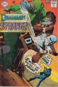 Strange Adventures #212 strict VF+ 7.0 High-Grade  100s more Sci-Fi books up