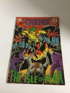 Beware The Creeper 3 Vf Very Fine 8.0 DC Comics Silver Age