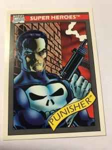 PUNISHER #47 : 1990 Marvel Universe Series 1 card; NM/M high grade