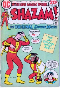 Shazam(vol.1) # 9 Mr. Mind, Magic Ruby !
