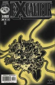 Marvel EXCALIBUR (1988 Series) #105 VF+