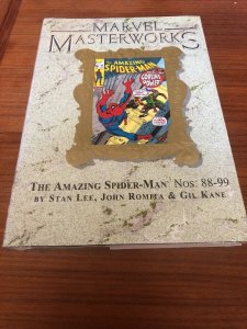 Marvel Masterworks 101 Amazing Spider-man 88-99 Variant Brand New