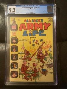 Sad Sack's Army Life Parade #27 CG 9.2(NM-) 1965 Harvey Publications Giant Size