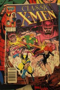 Classic X-Men 6 FN