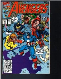 Avengers #343 (Marvel, 1992)