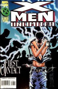 X-Men Unlimited #8 (1995)