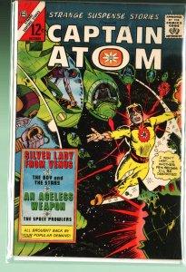 Strange Suspense Stories #77 (1965)