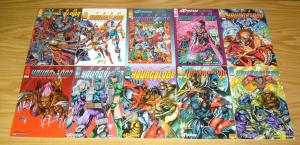 Team Youngblood #1-22 VF/NM complete series - image comics set lot - rob liefeld