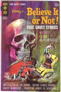 Ripley's Believe It or Not #11 (Nov-68) FN Mid-Grade