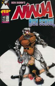 Ninja High School #43 FN; Malibu | save on shipping - details inside