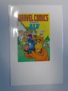 Marvel Comics Presents Alf Ashcan #0 NM (1988)