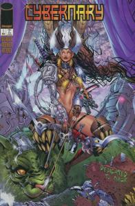 Cybernary #1 VF/NM; Image | save on shipping - details inside