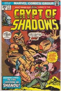 Crypt of Shadows #17