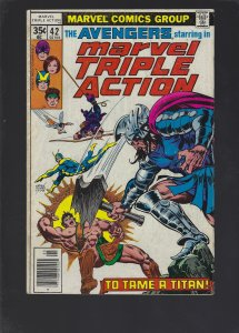Marvel Triple Action #42 (1978)