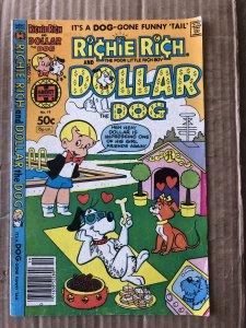 Richie Rich & Dollar the Dog #19