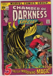 Chamber of Darkness Special #1 (Oct-69) VF+ High-Grade