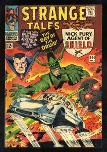 Strange Tales #144 FN+ 6.5