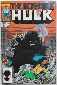 Incredible Hulk   vol. 1   #333 GD