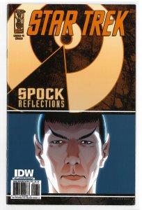 Star Trek Spock Reflections (2009 IDW) #1 FN