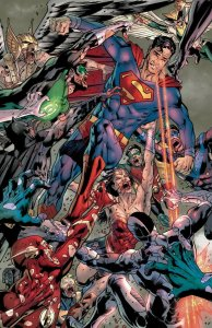 ACTION COMICS (1938 DC) #1016 VARIANT BRYAN HITCH YOTV PRESALE-10/23