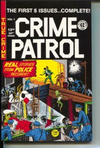 Crime Patrol Annual-#1-Issues 1-5-TPB- trade