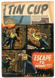 Uncanny Tales #3 1952- Atlas horror- low grade