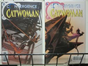 CONVERGENCE CATWOMAN (2015) 1-2