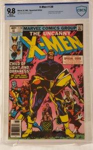 New CBCS Slab! X-Men #136 - CBCS 9.8 - Classic Dark Phoenix Saga